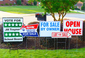 Yard Signs, digital marketing, targeted mail, tv advertising, print services, Brentwood, CA , Y Media